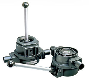 bomba para barco / de transferencia / para inodoro / para aguas residuales