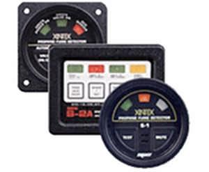 detector de gas / para buque