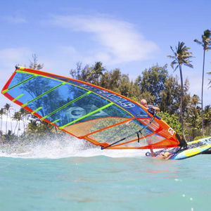 vela de windsurf de race