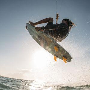 tabla de kitesurf surf / de freeride / de olas / de freestyle