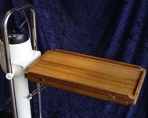 mesa de cockpit fija