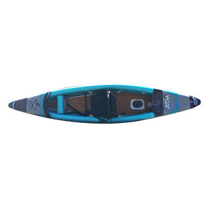 kayak sit-on-top / inflable / de mar / de pesca