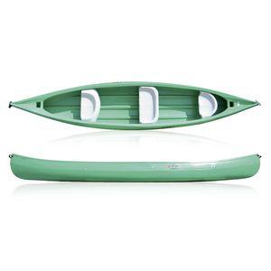 canoa de travesía