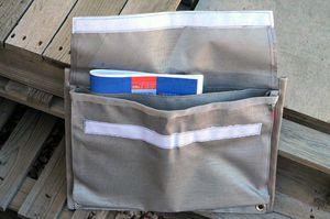bolsa de cubierta multiusos