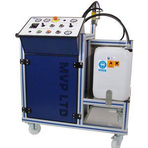 máquina de inyección para RTM / para astillero naval