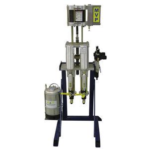 máquina de dosificación para silicona