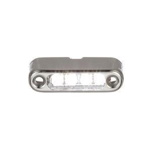 lámpara de cortesía / para barco / LED / a ras