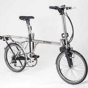 bicicleta plegable para barco