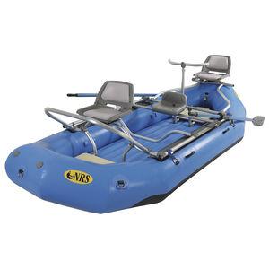 bote de remos neumático para la pesca