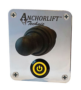 panel de mando para barco / para hélices / con palanca de mando