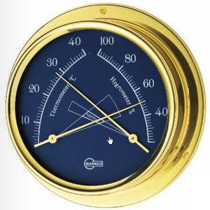 termómetro marino / de buque / analógico / higrómetro