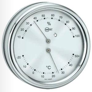 termómetro de buque / analógico / higrómetro