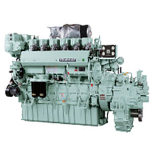 motor para buque de velocidad media