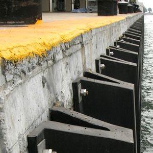 defensa para puerto / marina / de muelle / de esquina