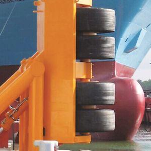 defensa para puerto / de muelle / rueda