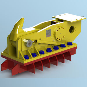 gancho para buque / de apertura rápida / para cadena de trincaje