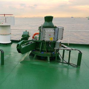 gancho para buque / de apertura rápida