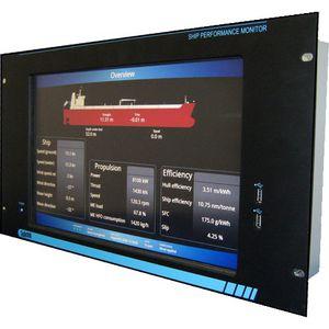 sistema de control para buque