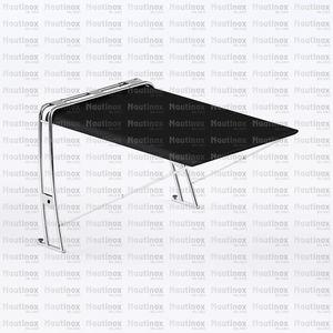roll-bar para barco / bimini top integrado / a medida