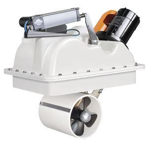 propulsor de proa / para barco / eléctrico / retráctil