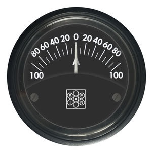 indicador para barco / amperímetro / analógico / para motor
