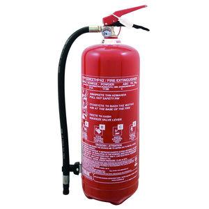 extintor náutico de polvo seco / portátil