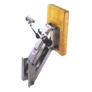 soporte elevador de motor para barco / ajustable / de madera / de acero inoxidable