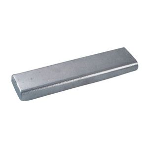ánodo de protección para barco / de zinc