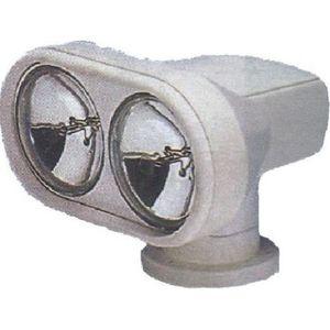 proyector de búsqueda / para barco / teledirigido / doble