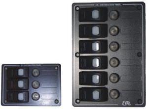 panel eléctrico para barco