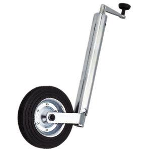 rueda jockey para remolque