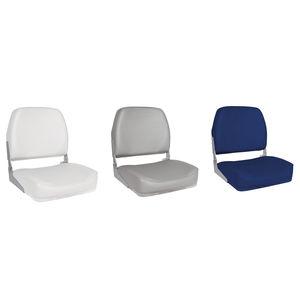 asiento piloto / para barco / abatible / 1 plaza