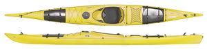 kayak cerrado / rígido / de aguas tranquilas / de travesía