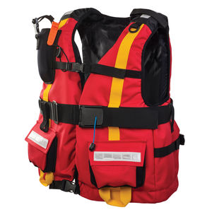 chaleco de ayuda a la flotabilidad de uso profesional