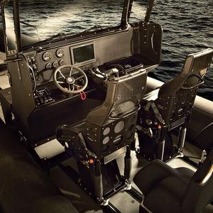 asiento piloto / envolvente / para operador / para buque