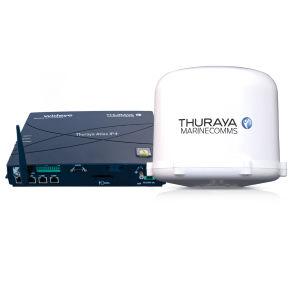 transceptor para buque / para barco / Thuraya