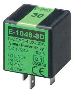 relé de potencia / para circuitos eléctricos de barcos
