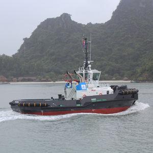 barco profesional barco de trabajo / remolcador / Z-drive