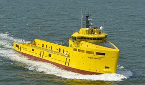 buque de servicio offshore buque de suministro para plataformas PSV