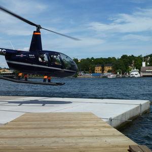 plataforma para puerto deportivo / flotante