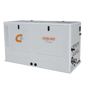 generador AC para yate / con alternador