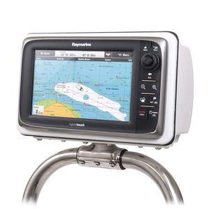 soporte para instrumento de navegación para velero