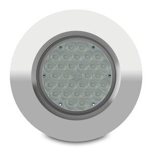 iluminación subacuática para yate