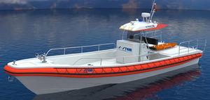 barco de vigilancia / barco de trabajo / barco de pasajeros / barco de salvamento