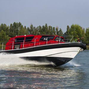 barco profesional barco de trabajo / barco de salvamento / barco de transporte de tropas / barco de transporte de tripulación