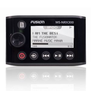 mando a distancia para reproductor de audio / marino / estanco