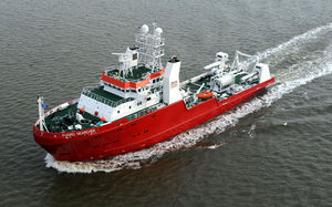 buque de investigación sísmica