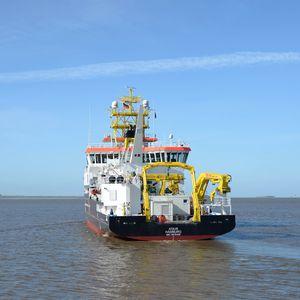 buque hidrográfico