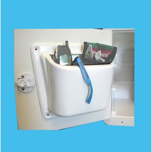 caja de almacenamiento para barco / de polietileno