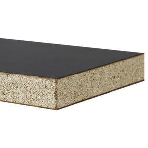 panel para protección contra incendio / de aglomerado / de madera